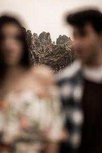 Sesión de pareja en Cerro de Hierro