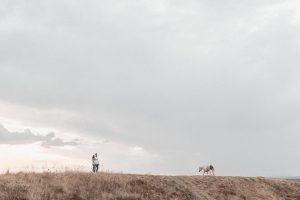Preboda natural en el Condado de Huelva