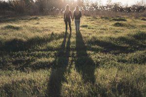 Sesión fotográfica de pareja en Aznalcazar