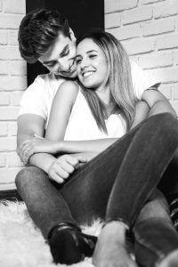 fotografía natural de parejas