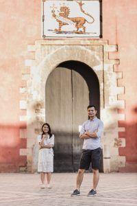 Seville Engagement Photographer