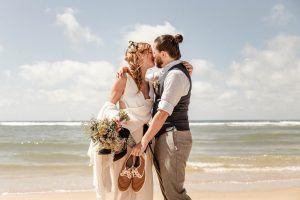 Reportaje de boda en Conil