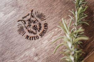 caja de madera para fotógrafos