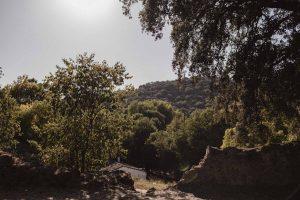 Postboda en La Ribera del Huéznar