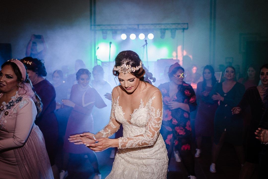 Fotografía de bodas con Flash