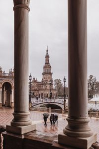 Professional photographer in seville